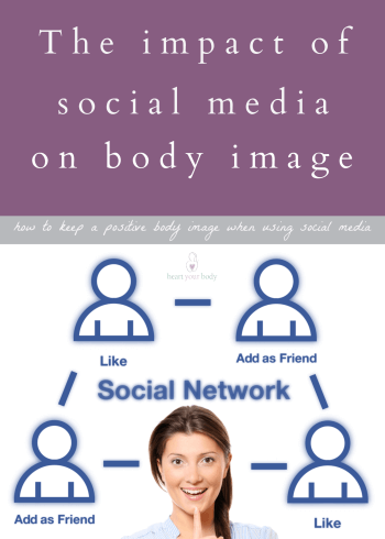 The impact of social media on body image